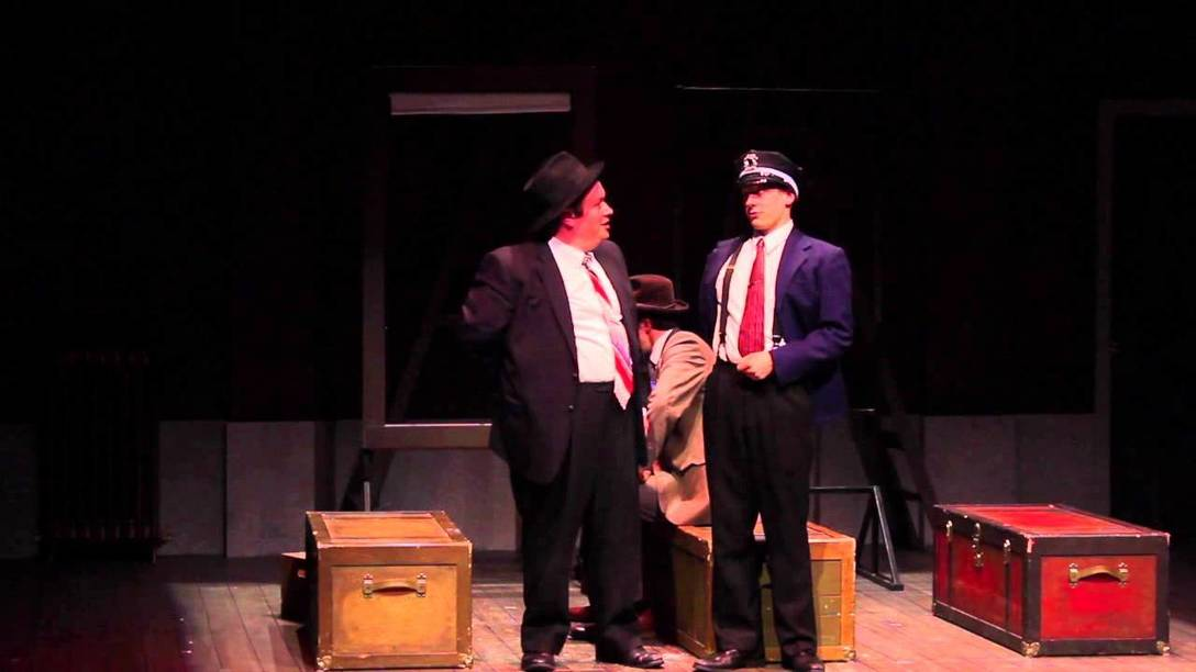 """The 39 Steps"" Marketing Video for Lone Tree Arts Center"