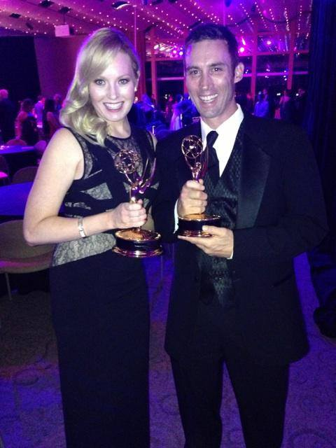 StoryCatchers Awarded 2013 Emmy for Video Production